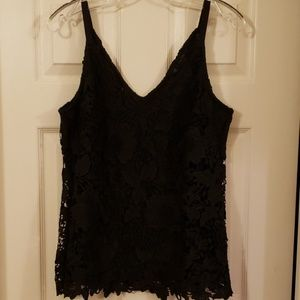 Lovely! Lace cami!! Sz S WHBM